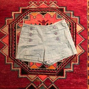 BB Dakota jean shorts